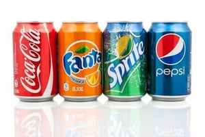 Fine Quality Carbonated Soft Drinks