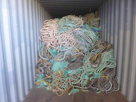 PP Ropes Scrap