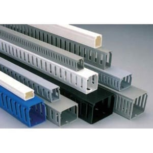 AKS PVC Wiring Channels Cable and Ducts