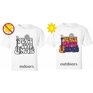 Color Changing T Shirts