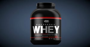 Whey Protein Nutritious Supplement