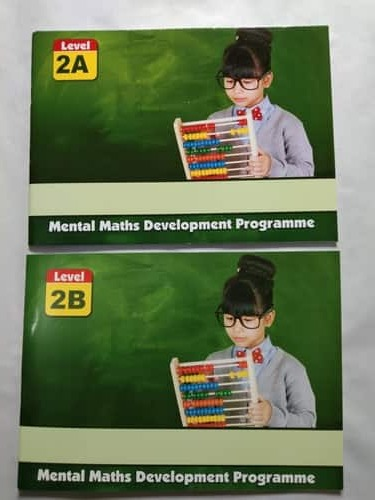Abacus Book Level 2