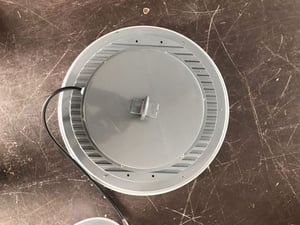 LED Lens High Bay Industrial Light With Reflector