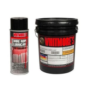 Wire Rope Lubricant - Whitmore