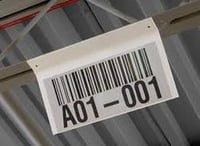 Industrial Reflective Barcode Labels