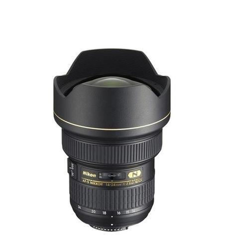 14-24mm Lens AF-S NIKKOR 14-24mm F2.8G ED Wide Angle Zoom Lens (Nikon)