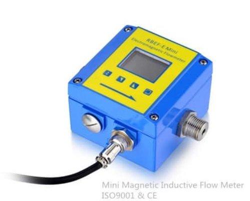 Mini Magnetic Inductive Flow Meter