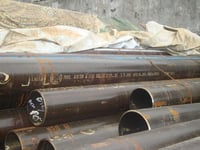 High Grade Seamless IBR Pipes (MSL / JSL / ISMT)