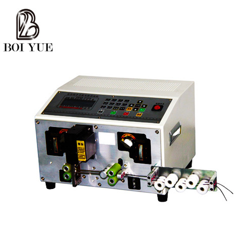 Automatic Cutting And Stripping Machines For Various Wires And Cables