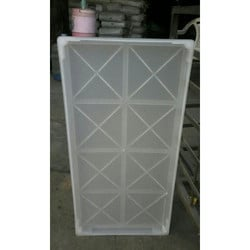 Rectangle PP Dryer Tray
