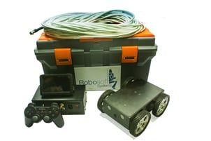 Compact Duct Inspection Robot
