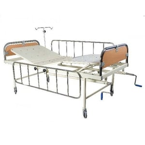 Hospital Bed Full Fowler With Ss Panels