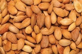 High In Nutritious Almond