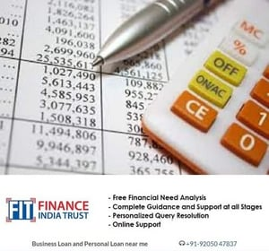 Personal Loan Rates - Finance India Trust
