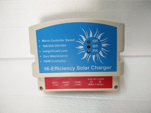 Solar Charge Controller 12v-24v/5 To 20 Amp