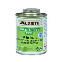 Super Green PVC Solvent (WELDRITE)