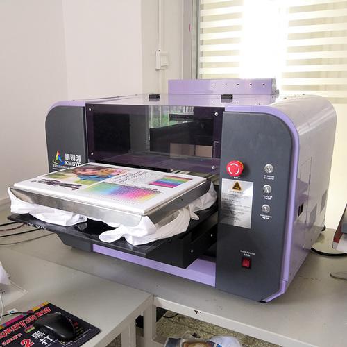 T-Shirt Printer Textile Printing Machine Print Own Logo/Photo