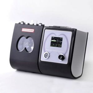 Respircare CPAP With Humidifier and Mask