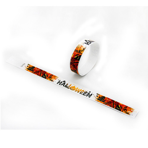 Paper Wristband With Custom Logo