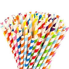 Disposable Drinking Paper Straw