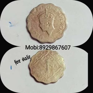 Old British Ancient Coins