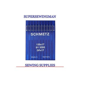 Industrial Garment Sewing Needle