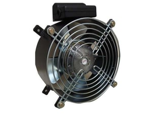 Highly Efficient Axial Air Blower