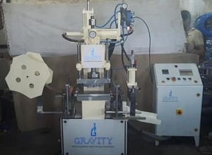 Automatic Leather Embossing Machine
