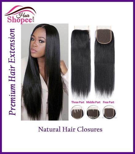 Natural Hair Closures - Hairshopee