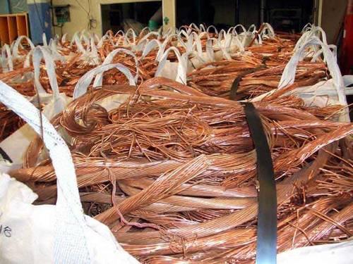 Copper Wire Millberry Scrap 99.9%
