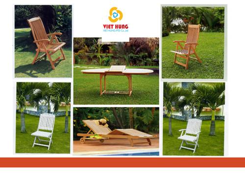 High Strength Outdoor Furniture