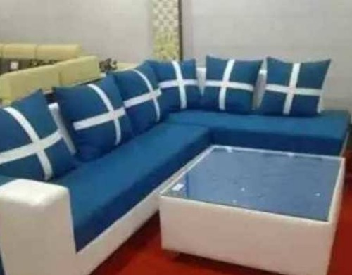 L Shape Sofa Set At Best Price In