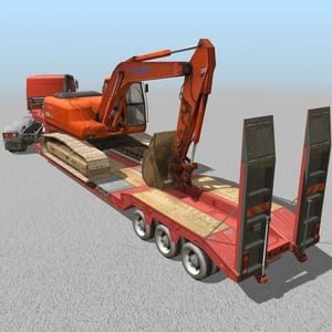 High Performance Industrial Truck Loader