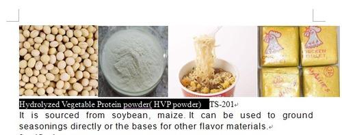 Hydrolyzed Vegetable Protein Powder (HVP Powder)