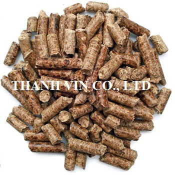Hardwood Biomass Wood Pellets