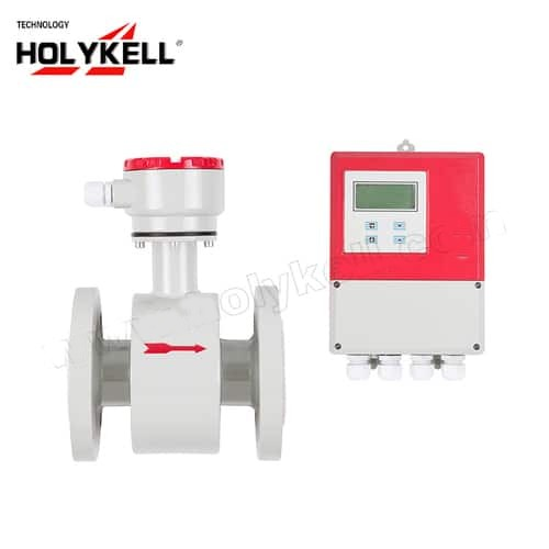 OEM 4800E DN400 4-20MA Electromagnetic Water Flow Meter
