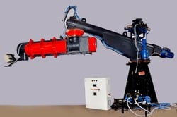 Articulated Arm Continuous Mixer (S Series)