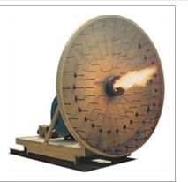 Industrial Ladle Preheating System