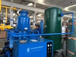 Automatic Industrial Oxygen Gas Cylinder Filling Plant