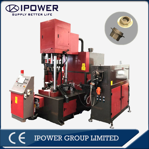 Brass Nuts Automatic Forging Press Machine
