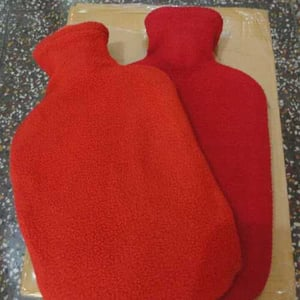 Hot Water Bottle (With Cover)