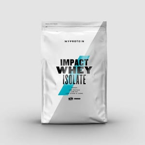 My Protein Whey Protein Isolate