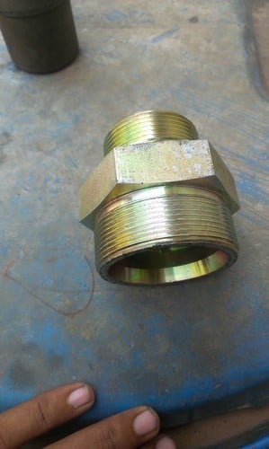 Durable Hydraulic Fittings Connector