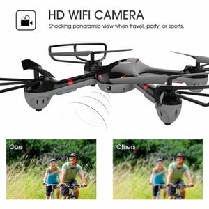 Training Quadcopter with HD Camera