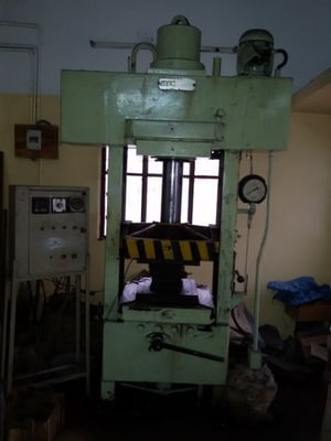 Machinery Rubber Moulding Press
