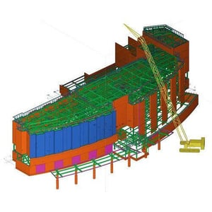 Industrial Structural Drafting Service