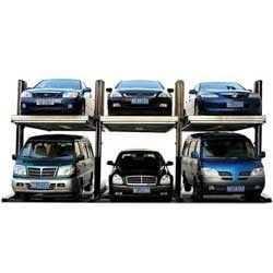 Hydraulic Puzzle Car Parking Systems