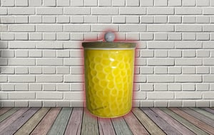 Honeycomb Canister Set