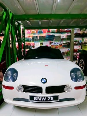 Kids Battery Operated Car BMW Toy