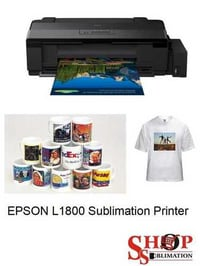 L1800 Sublimation Printer (Epson)